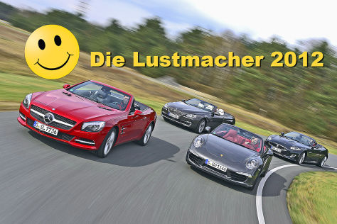 Lustmacher 2012