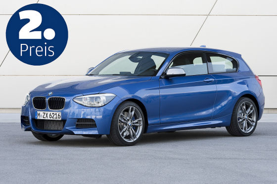 2. Preis: BMW M135i