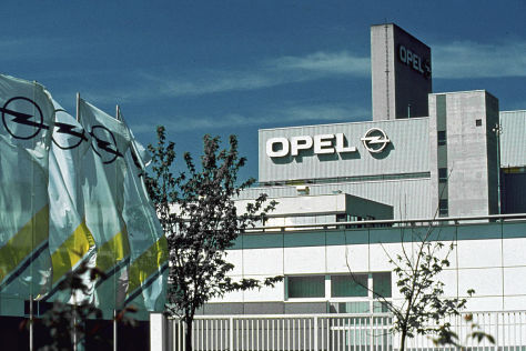 Opel Werk Eisenach