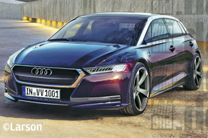 Audi A6 e-tron Sportback: IAA 2013