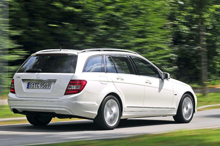 Mercedes C-Klasse 180 T-Modell