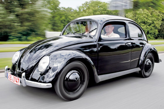 Volkswagen 1938