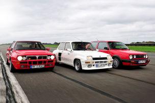 Autobahn-Helden der 80er