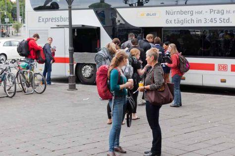 Öffnung des Fernbusmarktes