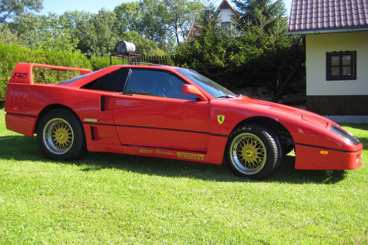 Ferrari F40 Replik Replica