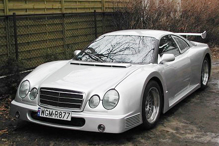 Mercedes Replik Replica