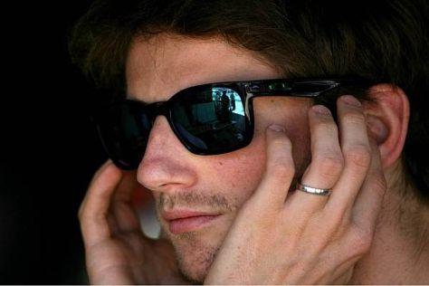 Romain Grosjean kann Kritik an seiner Saison langsam nicht mehr hören