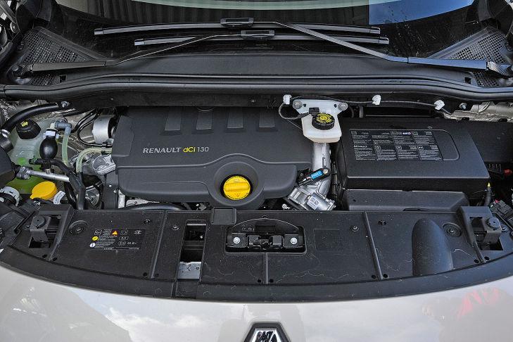 Renault Grand Scénic im Dauertest