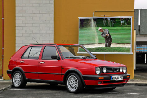 VW Golf GTI 16V