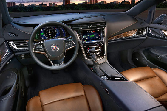 Cadillac ELR: Detroit Auto Show 2013