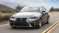 Lexus IS: Detroit Auto Show 2013