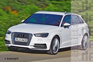 Audi für die Steckdose