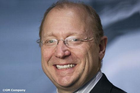 Opel Aufsichtsratschef Stephen Girsky