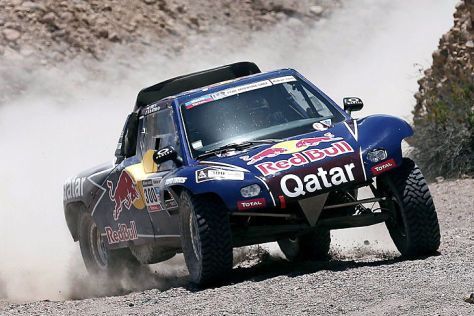 Red Bull Buggy von Carlos Sainz