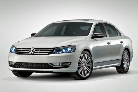 VW Passat Performance Concept