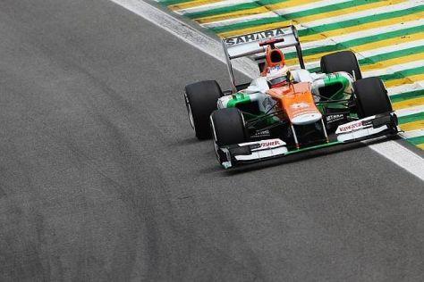 Noch immer steht nicht fest, wer in dieser Saison den zweiten Force India fahren wird