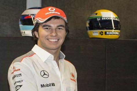 Perez tritt bei McLaren in die Fußstapfen von Weltmeistern wie Häkkinen und Senna
