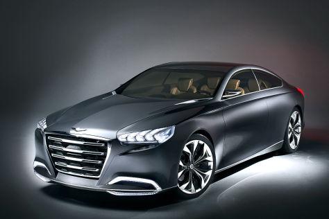 Hyundai HCD-14 Genesis: Detroit 2013