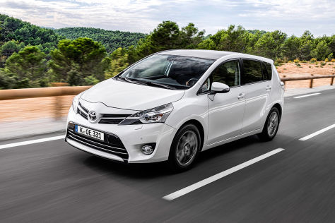 Toyota Verso (Facelift 2013)