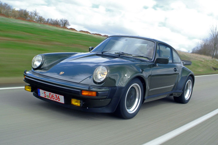 Porsche 911 Turbo (1974 bis 1989)