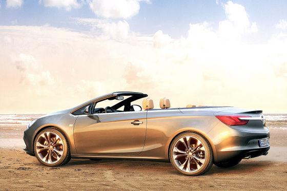 Opel Cascada: Preise