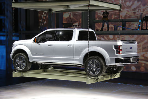 Ford Atlas Concept (2013)
