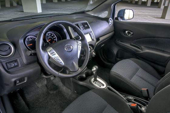 Nissan Versa Note (2013)