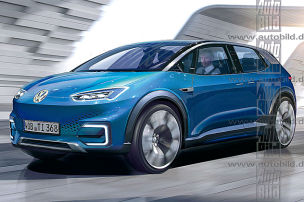 VW SUVe (2019): Vorschau