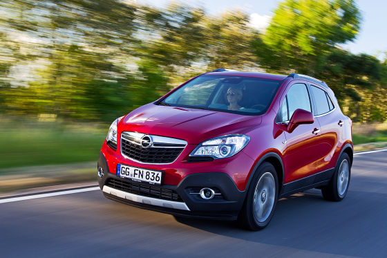 suv kaufberatung opel mokka welches modell gewinnt den test. Black Bedroom Furniture Sets. Home Design Ideas