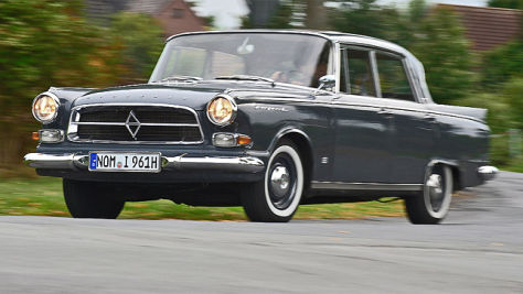 Klassik-Test: Borgward P 100