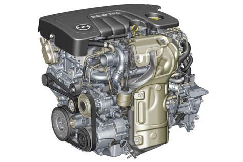 Neuer Opel-Motor 1,6 CDTI