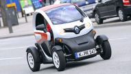 E-Mobilitt: Neuzulassungen  2012