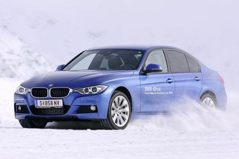 BMW 3er 335i xDrive Automatik