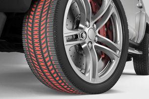 Rot hei�t Reifenwechsel