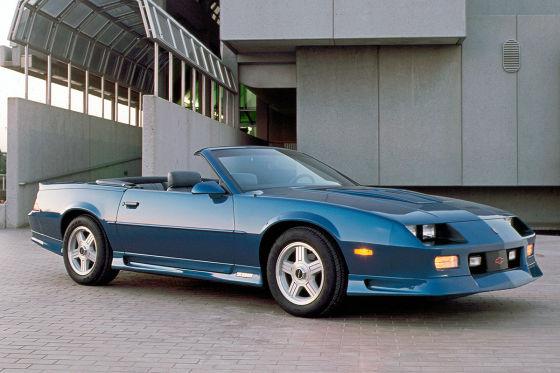 """Chevrolet Camaro """"LoganDreamRyder"""""""