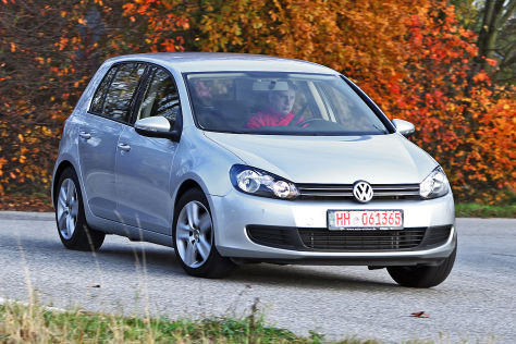 vw golf vi im gebrauchtwagen test. Black Bedroom Furniture Sets. Home Design Ideas