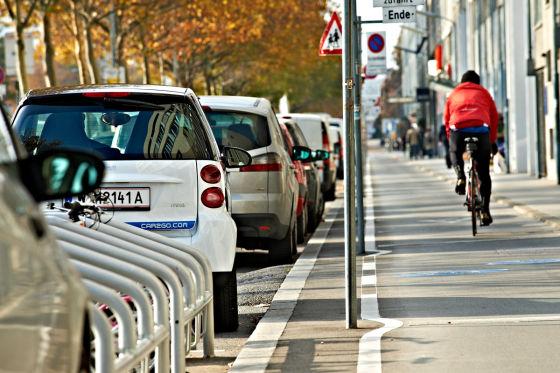 Daimler baut Carsharing aus