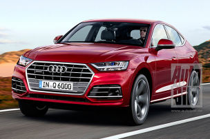 Q6: das SUV-Coupé von Audi