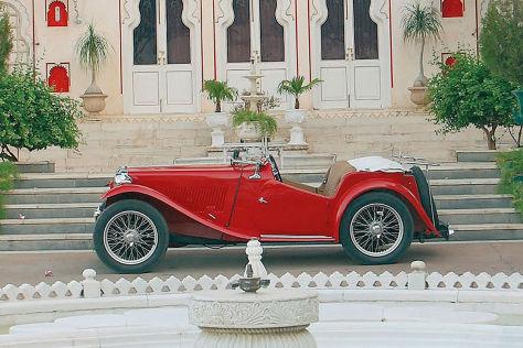 Die Autos der Maharadschas