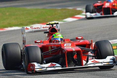 Felipe Massa bekommt in diesem Jahr die Ehre der Jungfernfahrt