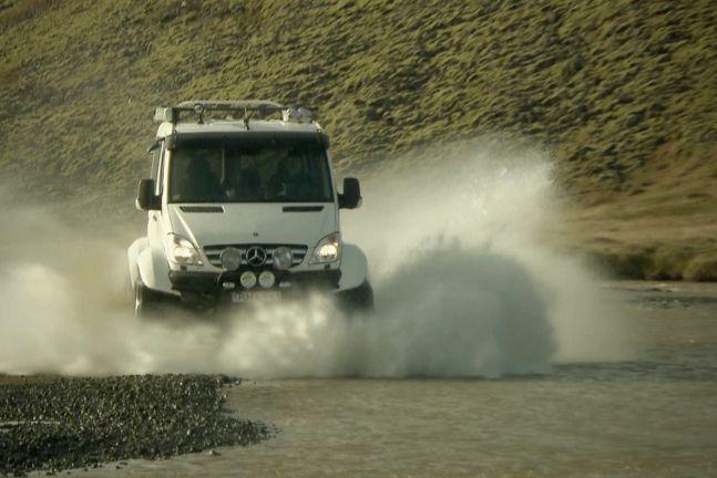 Video: Mercedes Sprinter-Umbau