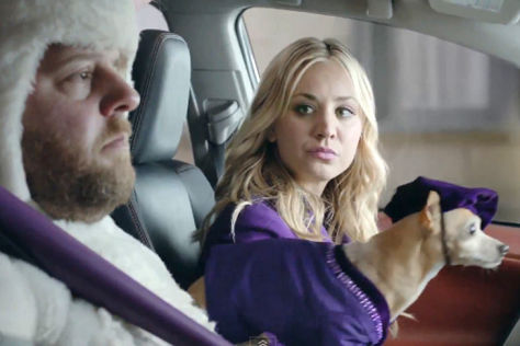 Screenshot Toyota-Spot zum Super Bowl 2013