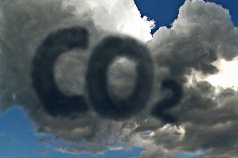 CO2: Flottenbilanz 2012