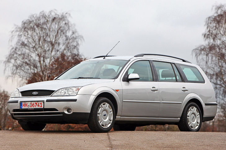 Ford Mondeo 1.8 Turnier