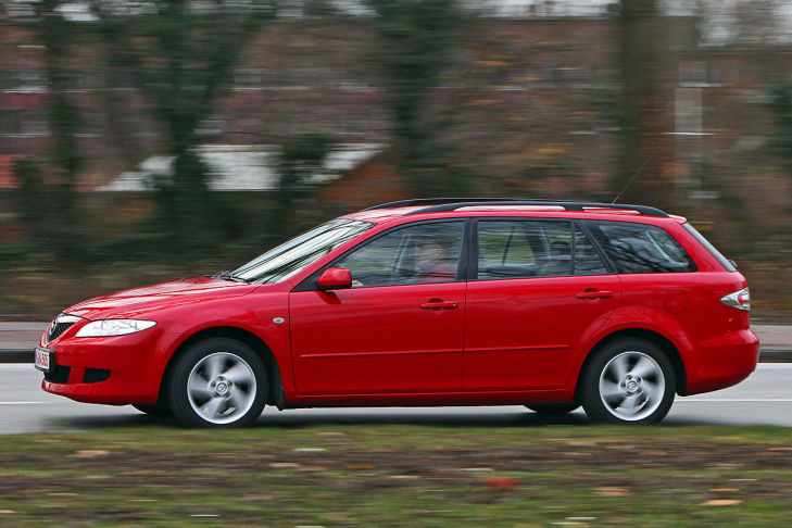 Mazda6 Sport Kombi