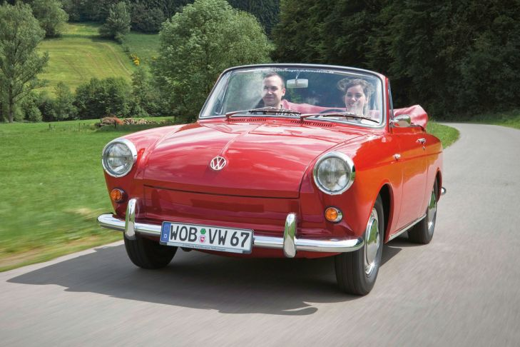 VW 1500 Cabrio Protyp, Typ 3