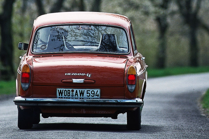 VW 1600 E Typ 3 