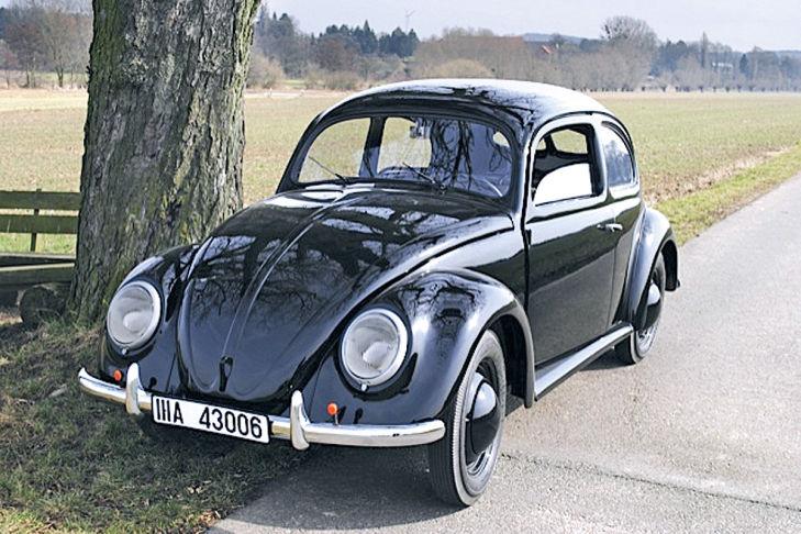 VW 1938, Prototyp