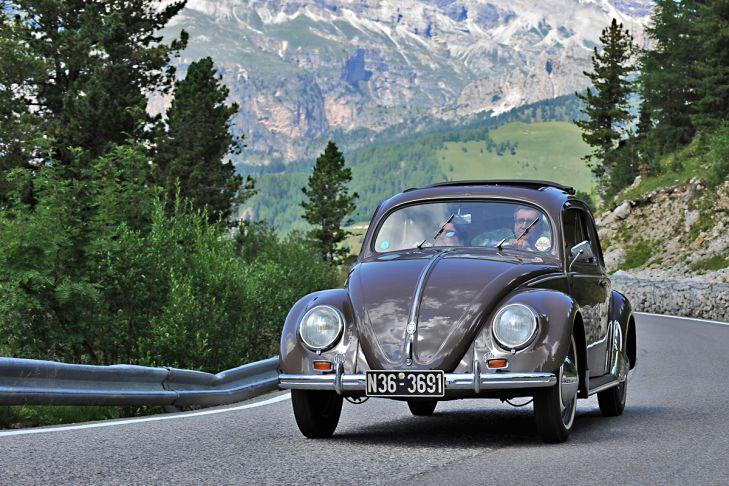 VW Brezelkäfer