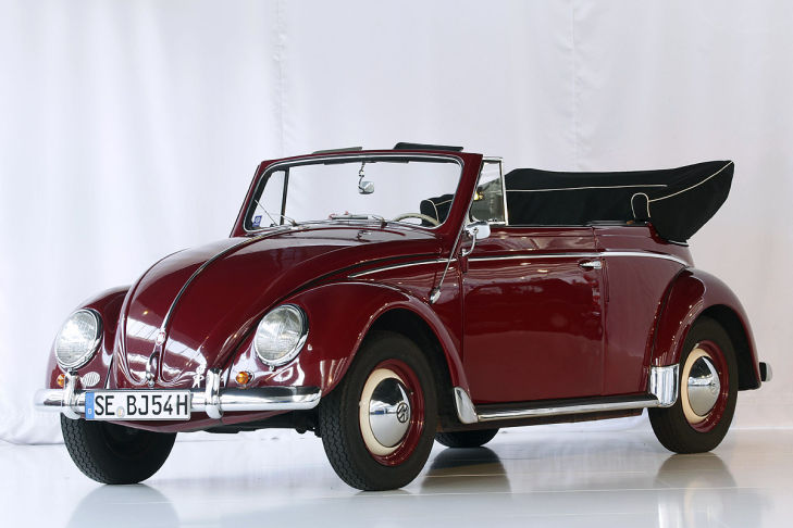 VW Cabriolet